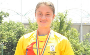 Ioana Loredana Roşca, eliminată în turul doi la US Open
