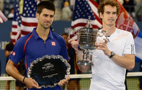Reeditarea uneia dintre cele mai frumoase finale de la US Open, încă din sferturi. Djokovic - Murray, în blockbusterul turneului