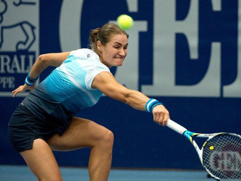 Monica Niculescu s-a calificat în sferturile de dublu la Guangzhou