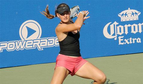 Ana Bogdan, eliminată în primul tur la Seul, la dublu