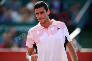 Victor Hănescu a urcat pe locul 135 în clasamentul ATP