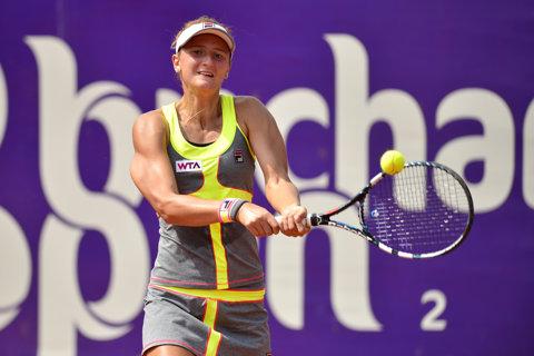 Irina Begu, pe val la sfârşit de sezon. Românca s-a calificat în semifinalele turneului de la Moscova şi revine în Top 50 WTA