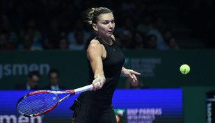 Ce victorie a reuşit Simona! Ultima dată când Serena a luat numai două game-uri într-un meci a fost în 1998. Avea 16 ani atunci