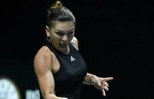 """Simona Halep i-a uimit pe greii din tenis. Chris Evert: """"Solidă, agresivă, rapidă... cu Serena"""". Cele mai importante reacţii"""