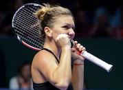 """Simona a dezvăluit secretul victoriei cu Serena: """"Joc fără presiune pentru că am venit la Singapore fără mari aşteptări"""""""