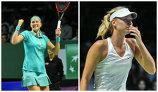 Maria Şarapova a pierdut al doilea meci la Turneului Campioanelor şi e aproape de eliminare