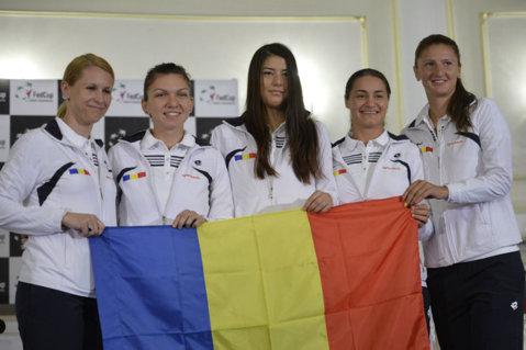 Tenis pe patinoar. Simona Halep va juca la Galaţi în disputa României cu Spania din Fed Cup