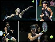 Turneul Campioanelor LIVE BLOG | Halep – Ivanovic 2-1. Simona a reuşit break-ul. Wozniacki şi Radwanska, în semifinale