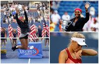 """Halep a aruncat-o în gura """"lupului"""" pe Wozniacki, cea mai completă jucătoare de la Turneul Campioanelor. Daneza voia cu orice preţ să o evite pe Serena"""