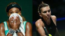 Serena vrea răzbunare în finală, după umilinţa cu Simona. Răspunsul lui Halep de azi a lăsat-o fără replică pe americancă