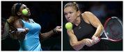 7 borne de atins înainte de finala de la Singapore: Simona, prima jucătoare născută în 1991 care câştigă unul dintre cele mai râvnite titluri din circuitul WTA sau Serena, pe urmele recordului Martinei Navratilova?