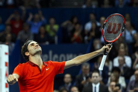 Forever young. Federer a câştigat mai multe meciuri în 2014 decât a făcut-o în cele mai bune sezoane ale carierei