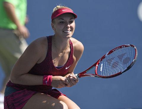 Sabine Lisicki va juca pentru Germania în finala Fed Cup