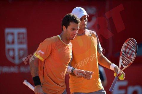 Horia Tecău şi Jean-Julien Rojer s-au calificat la Turneul Campionilor, la dublu