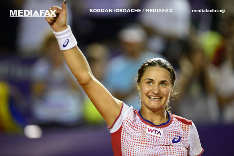 Formidabil. Monica Niculescu, cea mai bună jucătoare din lume la retur. Simona Halep o urmează. Statisticile WTA din 2014