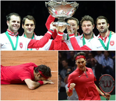 """Federer, palmares complet. """"Asta nu este pentru mine, este pentru băieţi."""" Cât contează Salatiera de Argint în dezbaterea """"cel mai bun jucător al tuturor timpurilor"""""""