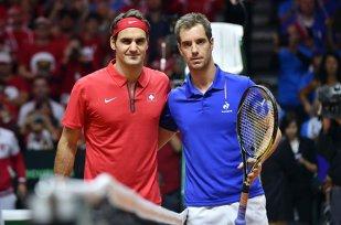 Federer, al patrulea jucător care a câştigat Cupa Davis şi toate turneele de Grand Slam