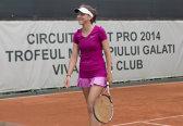 INTERVIU | Patricia Ţig, jucătoarea din România cu cel mai mare salt în 2014. A jucat şi pe teren cu pietre, i s-a propus să piardă, e antrenată de Răzvan Sabău şi ţinteşte Top 100