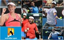 LIVE BLOG   Australian Open, ziua a 6-a   Bombă în turneul feminin: Petra Kvitova a fost eliminată în turul 3. Djokovic a ajuns la al 23-lea turneu consecutiv de Grand Slam în care prinde săptămâna a doua