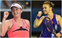 Begu deschide runda optimilor la Australian Open, pe Rod Laver Arena! Halep joacă şi ea duminică, de la ora 10:00