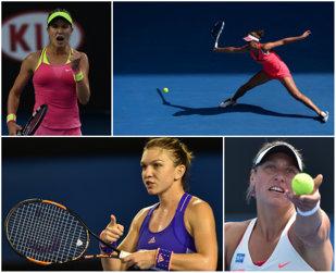LIVE BLOG Australian Open, ziua a 7-a   Halep este în sferturile de finală unde va juca cu Makarova. Simona a învins-o pe Wickmayer cu 6-4, 6-2. Begu a pierdut dramatic în optimi, cu Bouchard