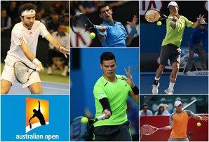 LIVE BLOG | Australian Open, ziua a 10-a | Tecău câştigă duelul cu Mergea şi rămâne singurul român în competiţie. S-au stabilit şi cele două semifinale la simplu: Djokovic - Wawrinka şi Murray - Berdych