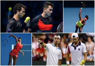 LIVE BLOG Australian Open, ziua a 11-a | Horia a pierdut o semifinală pe care a avut-o în mână: Tecău/Rojer - Bolelli/Fognini 4-6, 6-3, 3-6. Maria Şarapova şi Serena Williams sunt în finală! Murray l-a învins pe Berdych şi s-a calificat în finală!