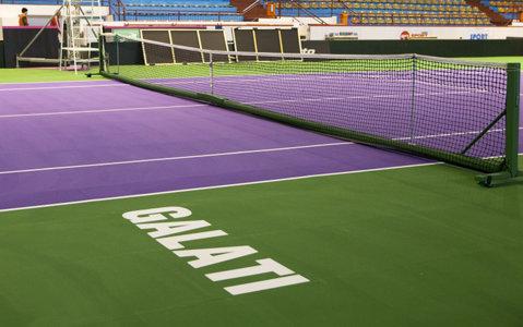 """George Cosac, preşedintele Federaţiei Române de Tenis, despre meciul cu Spania: """"Partida de la Galaţi e la nivel de finală Fed Cup"""""""