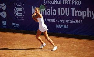 Patricia Maria Ţig s-a calificat în semifinale la Sankt Petersburg, după o victorie categorică
