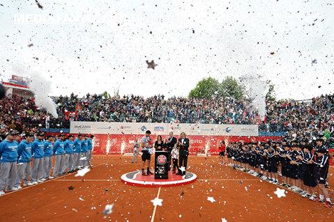 AMR 45 de zile. Campionul ediţiei 2014 a ajuns la BRD Năstase-Ţiriac Trophy după discuţii pe WhattsApp