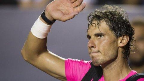 Rafael Nadal a câştigat turneul de la Buenos Aires