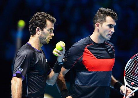 Horia Tecău a urcat pe locul 9 în clasamentul ATP de dublu