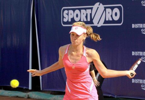 Elena Bogdan s-a calificat în sferturi de finală la Monterrey, la dublu
