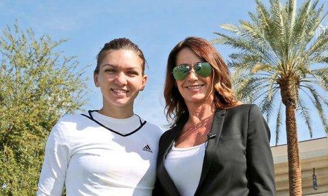 IMAGINEA ZILEI | De nota 10. 10 de la Montreal + 10 trofee WTA = ambasadoarele României la Indian Wells