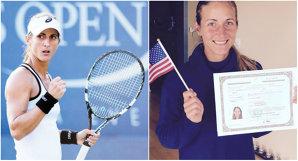 """Edina Gallovits va reprezenta SUA, după 16 ani de tenis sub tricolor: """"Mândră să fac parte din Team USA"""""""