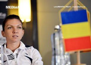 Surpriză din partea Simonei Halep: va juca şi în proba de dublu la Stuttgart. Cu cine face pereche