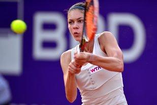 Andreea Mitu, cea mai tare victorie din carieră în meciul cu Eugenie Bouchard