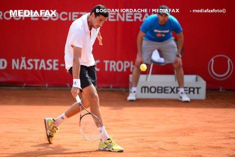 Victor Hănescu a urcat patru poziţii în clasamentul ATP. Cum arată TOP 10