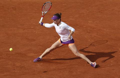 Simona Halep a fost eliminată în turneul de dublu de la Stuttgart. Miza cea mare este însă la simplu, unde românca este favorita numărul 2