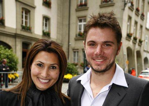 Stanislas Wawrinka divorţează după şase ani de căsnicie