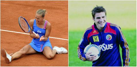 Irina Begu şi-a aflat adversara din optimile turneului de la Madrid. Ce au în comun Barbora Strycova şi Adi Mutu