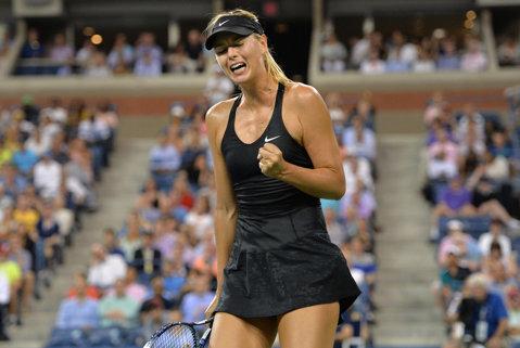 Maria Şarapova s-a calificat în sferturile de finală ale Madrid Open