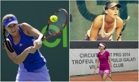 """Sorana Cîrstea a reuşit prima victorie din 2015 şi a acces în turul secund al calificărilor de la Roland Garros. """"Pati"""" Ţig a învins-o pe Ana Bogdan"""