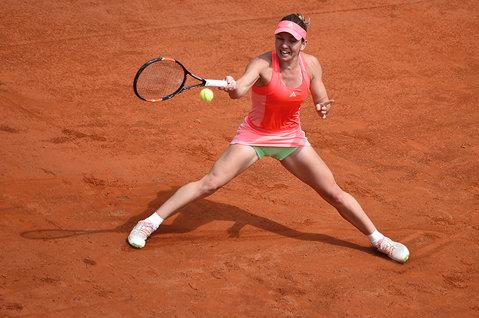 """Simona Halep, la Roland Garros: """"Nu mă gândesc la ce a fost anul trecut. Mă simt pregătită şi sunt încrezătoare"""""""