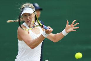 Eugenie Bouchard, eliminată în primul tur la Roland Garros