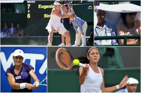 LIVE BLOG Wimbledon, ziua a 2-a | Halep - Cepelova 7-5, 4-6, 1-4. Simona, aproape de o nouă înfrângere dezastruoasă. Mitu - Govortsova 0-3. Niculescu s-a calificat în turul doi
