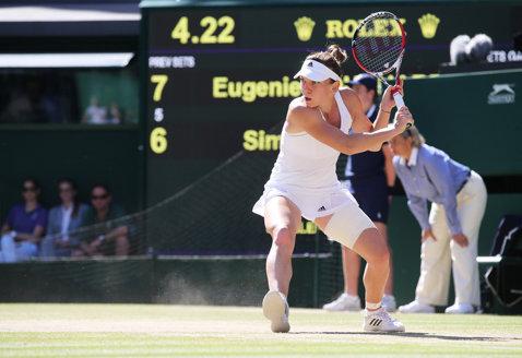 """Simona Halep, după eliminarea de la Wimbledon: """"Ca să fiu sinceră, nu am nicio reacţie. Nu credeam că voi pierde în primul tur"""""""