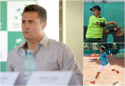 """Cosac a luat atitudine după ce ProSport a prezentat cazul juniorilor talentaţi care nu primeau nici măcar o minge din partea FR de Tenis. """"A petrecut întreaga zi cu părinţii copiilor"""""""