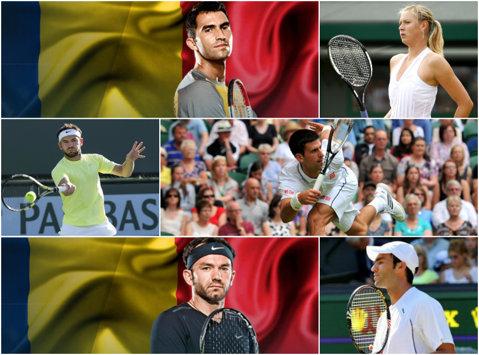 Semifinală românească la Wimbledon! Avem asigurat un loc în finala de dublu! Mergea şi Bopanna au reuşit o victorie memorabilă împotriva fraţilor Bryan! Tecău şi Rojer, adversarii din semifinale