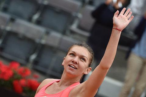 IMAGINEA ZILEI | Simona Halep a decis să joace şi la dublu mixt la US Open. Cu cine va face pereche